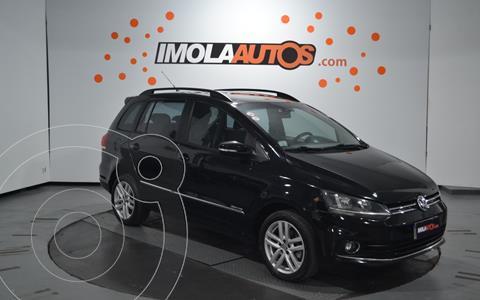 Volkswagen Suran 1.6 Highline usado (2016) color Negro Universal precio $1.300.000