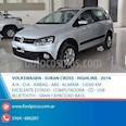 Foto venta Auto usado Volkswagen Suran Cross 1.6 Highline (2014) color Gris Claro precio $415.000