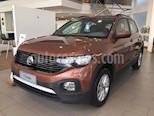 Volkswagen T-Cross Trendline nuevo color Bronce precio $1.989.000