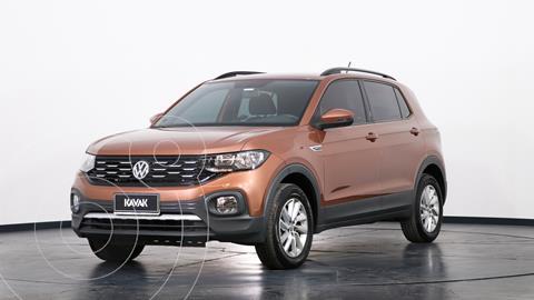 Volkswagen T-Cross Comfortline usado (2019) color Bronce precio $2.760.000