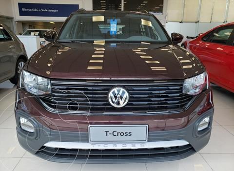 Volkswagen T-Cross Trendline nuevo color Marron financiado en cuotas(anticipo $482.000 cuotas desde $21.500)