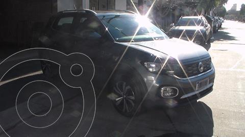 Volkswagen T-Cross Highline 200 TSi Aut usado (2021) color Gris precio $4.699.900