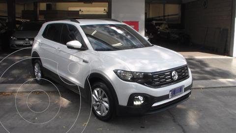 Volkswagen T-Cross Comfortline Plus Aut usado (2020) color Blanco precio $2.499.900