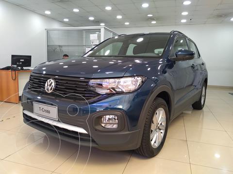 Volkswagen T-Cross Trendline MSi nuevo color Gris Platino precio $3.000.000