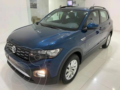 Volkswagen T-Cross Comfortline Plus Aut nuevo color Blanco precio $2.490.000