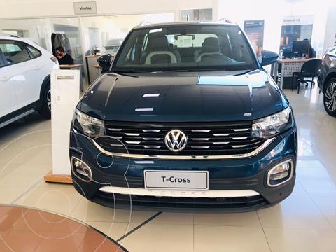 Volkswagen T-Cross Highline 200 TSi Aut nuevo color Azul Egeo precio $4.880.000
