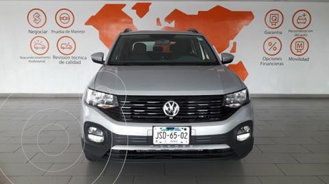 Volkswagen T-Cross TRENDLINE L4 1.6L ABS BA AC TM usado (2020) precio $366,000