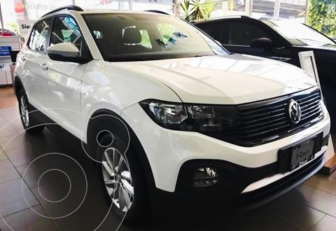 Volkswagen T-Cross Trendline  nuevo color Blanco financiado en mensualidades(enganche $93,800 mensualidades desde $7,200)