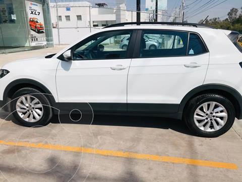 Volkswagen T-Cross Trendline Ed. Lanzamiento usado (2020) color Blanco precio $325,000