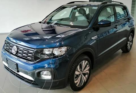 Volkswagen T-Cross Comfortline Aut nuevo color Azul Metalico precio $389,990