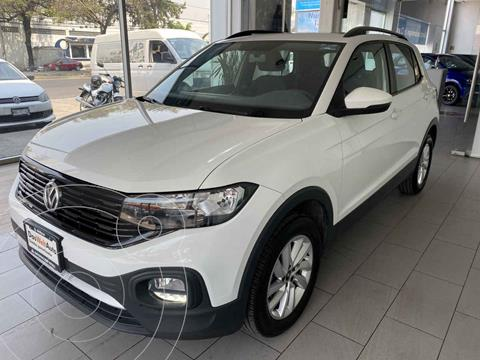 Volkswagen T-Cross Trendline Aut usado (2020) color Blanco precio $325,000