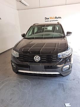 Volkswagen T-Cross TRENDLINE EDICION DE LANZAMIENTO TIPTRONIC usado (2020) color Negro precio $339,000