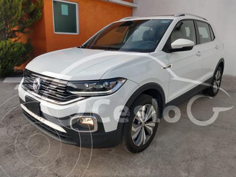 Volkswagen T-Cross HIGHLINE L4 1.6L VP ABS BA TCORR AC TIP usado (2020) precio $415,000