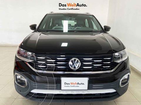 Volkswagen T-Cross Highline Aut  usado (2020) color Negro precio $407,779