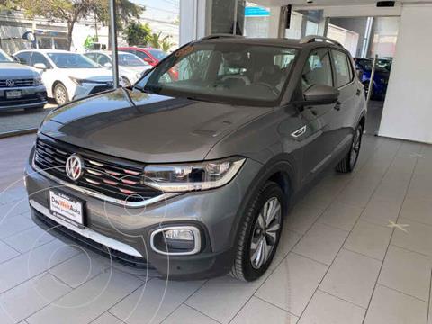 Volkswagen T-Cross Edcion Limitada Aut usado (2020) color Gris precio $399,000