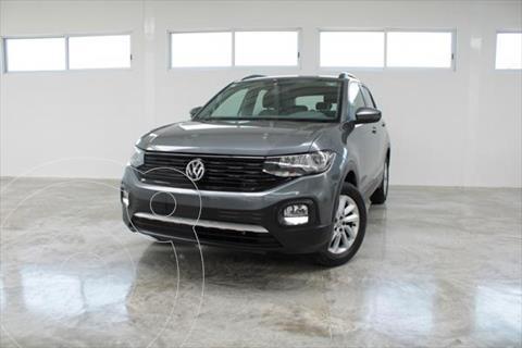 Volkswagen T-Cross TRENDLINE EDICION DE LANZAMIENTO TIPTRONIC usado (2020) color Gris precio $335,000