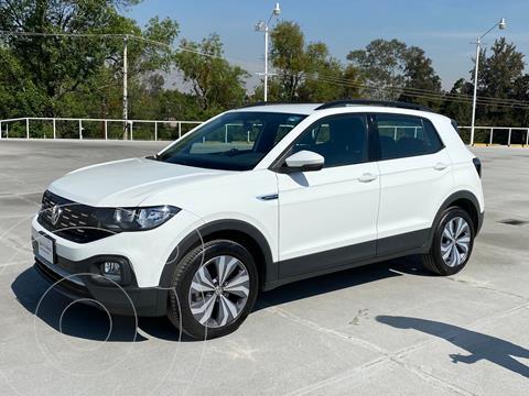 Volkswagen T-Cross Comfortline   usado (2020) color Blanco precio $360,000