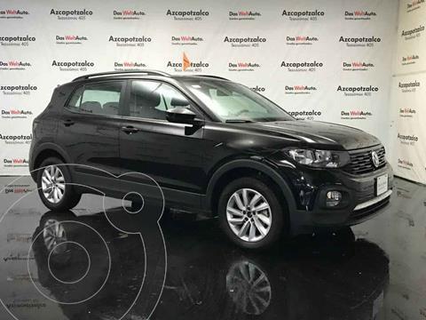 Volkswagen T-Cross Trendline Edicion de Lanzamiento usado (2020) color Negro precio $339,990