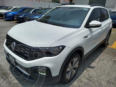 Volkswagen T-Cross COMFORTLINE L4 1.6L ABS BA AC TIPTRO TA usado (2020) precio $385,000