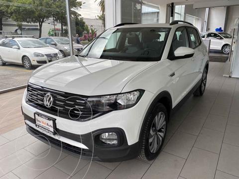 Volkswagen T-Cross Comfortline Aut usado (2020) color Blanco precio $375,000