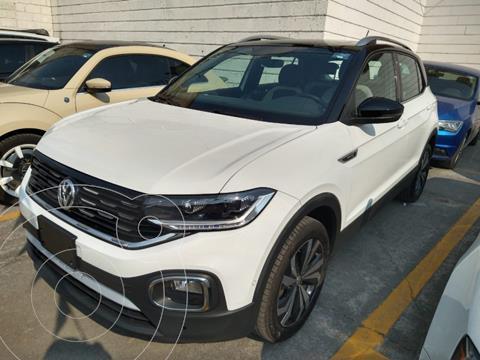 Volkswagen T-Cross HIGHLINE L4 1.6L VP ABS BA TCORR AC TA usado (2020) color Blanco precio $430,000
