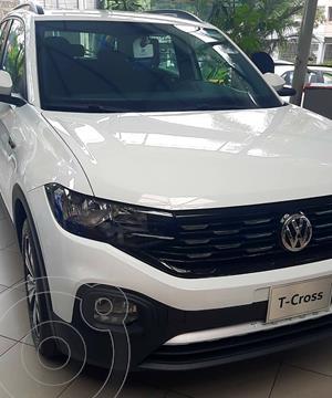 OfertaVolkswagen T-Cross Comfortline nuevo color Blanco precio $400,490