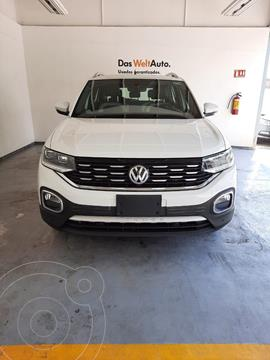 Volkswagen T-Cross HIGHLINE L4 1.6L VP ABS BA TCORR AC TIP usado (2020) precio $400,000