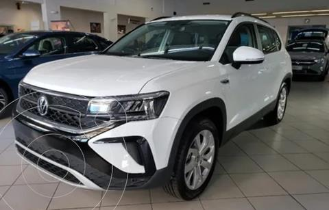 Volkswagen Taos Comfortline Aut nuevo color Blanco precio $5.179.000