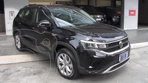 Volkswagen Taos Comfortline Aut usado (2021) color Negro precio $5.499.900