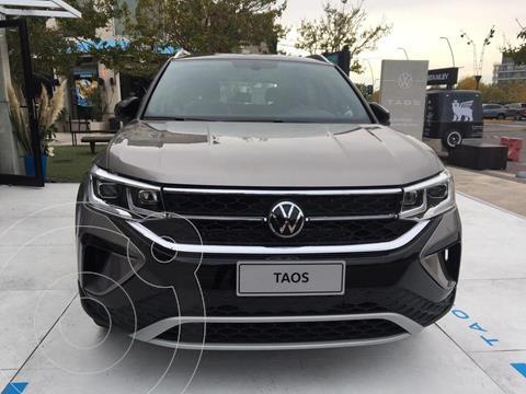 Volkswagen Taos Comfortline Aut nuevo color A eleccion financiado en cuotas(anticipo $810.000 cuotas desde $39.100)