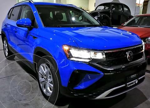 Volkswagen Taos Highline nuevo color Azul financiado en mensualidades(mensualidades desde $5,625)