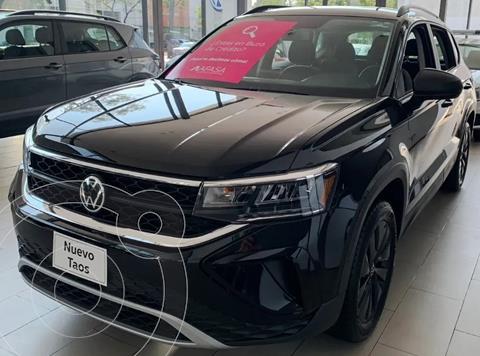 Volkswagen Taos Trendline nuevo color Negro Profundo precio $454,490