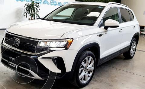 Volkswagen Taos Comfortline nuevo color Blanco precio $504,490