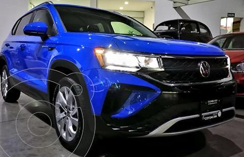 Volkswagen Taos Comfortline nuevo color Azul precio $479,990