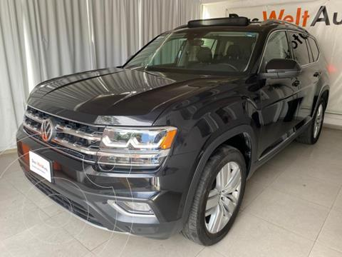 Volkswagen Teramont HIGHLINE TSI TIP 6CIL VP AA EE BT ABS 280HP usado (2019) color Negro precio $679,000
