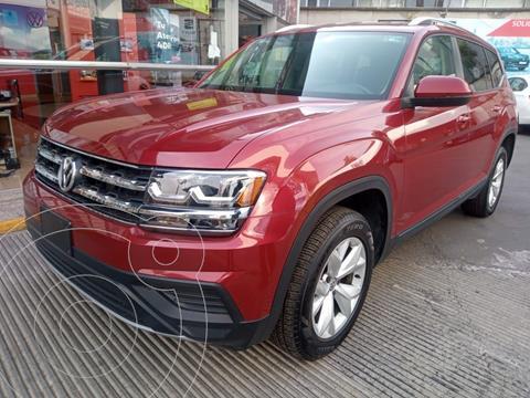 Volkswagen Teramont Trendline usado (2019) color Rojo precio $528,500