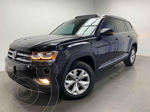 Volkswagen Teramont Comfortline Plus usado (2019) color Negro precio $595,000