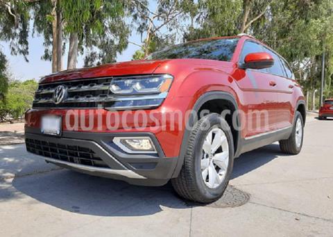 Volkswagen Teramont Comfortline Plus usado (2019) color Rojo precio $450,000