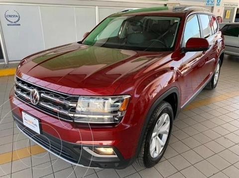 Volkswagen Teramont Comfortline Plus usado (2019) color Rojo precio $599,900
