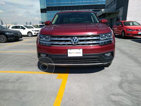 Volkswagen Teramont Trendline usado (2019) color Rojo precio $569,000