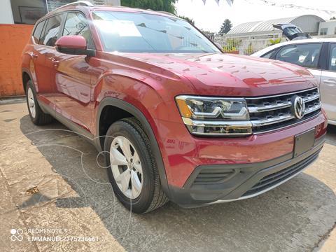 Volkswagen Teramont Trendline usado (2019) color Rojo precio $494,900