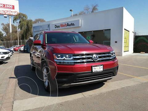 Volkswagen Teramont Trendline usado (2019) color Rojo precio $509,000