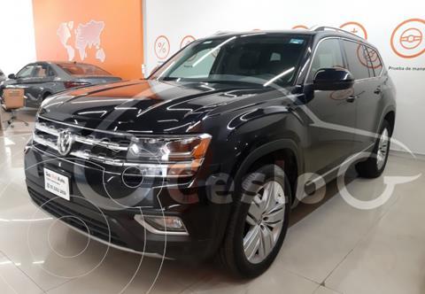 Volkswagen Teramont HIGHLINE TSI TIP 6CIL VP AA EE BT ABS 280HP usado (2019) color Negro precio $725,000