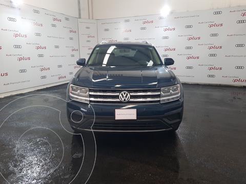 Volkswagen Teramont Trendline usado (2019) color Azul precio $545,000