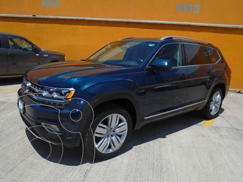 Volkswagen Teramont Highline usado (2019) color Azul precio $670,000