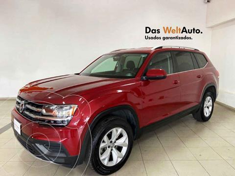 Volkswagen Teramont Trendline usado (2019) color Rojo precio $529,328