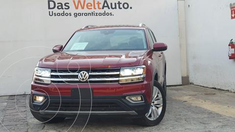 Volkswagen Teramont Highline usado (2019) color Rojo precio $635,000