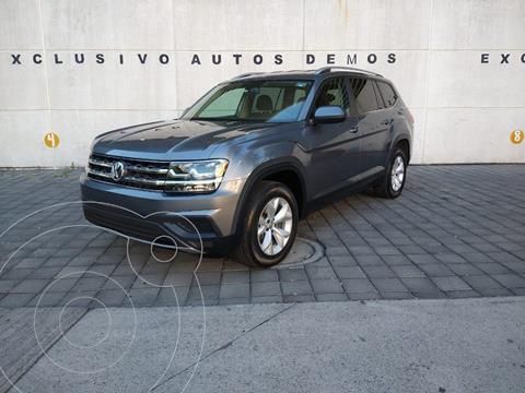 Volkswagen Teramont Trendline usado (2019) color Gris precio $479,900