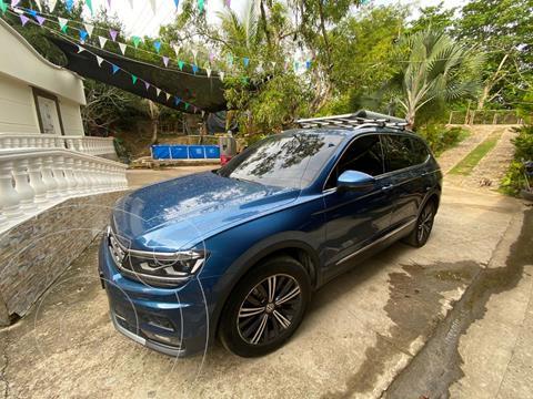 Volkswagen Tiguan AllSpace 2.0L Highine 4x4   usado (2019) color Azul precio $114.000.000