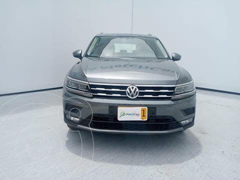 Volkswagen Tiguan TSI 1.4L Trendline 4x2 usado (2020) color Gris Platino precio $105.990.000